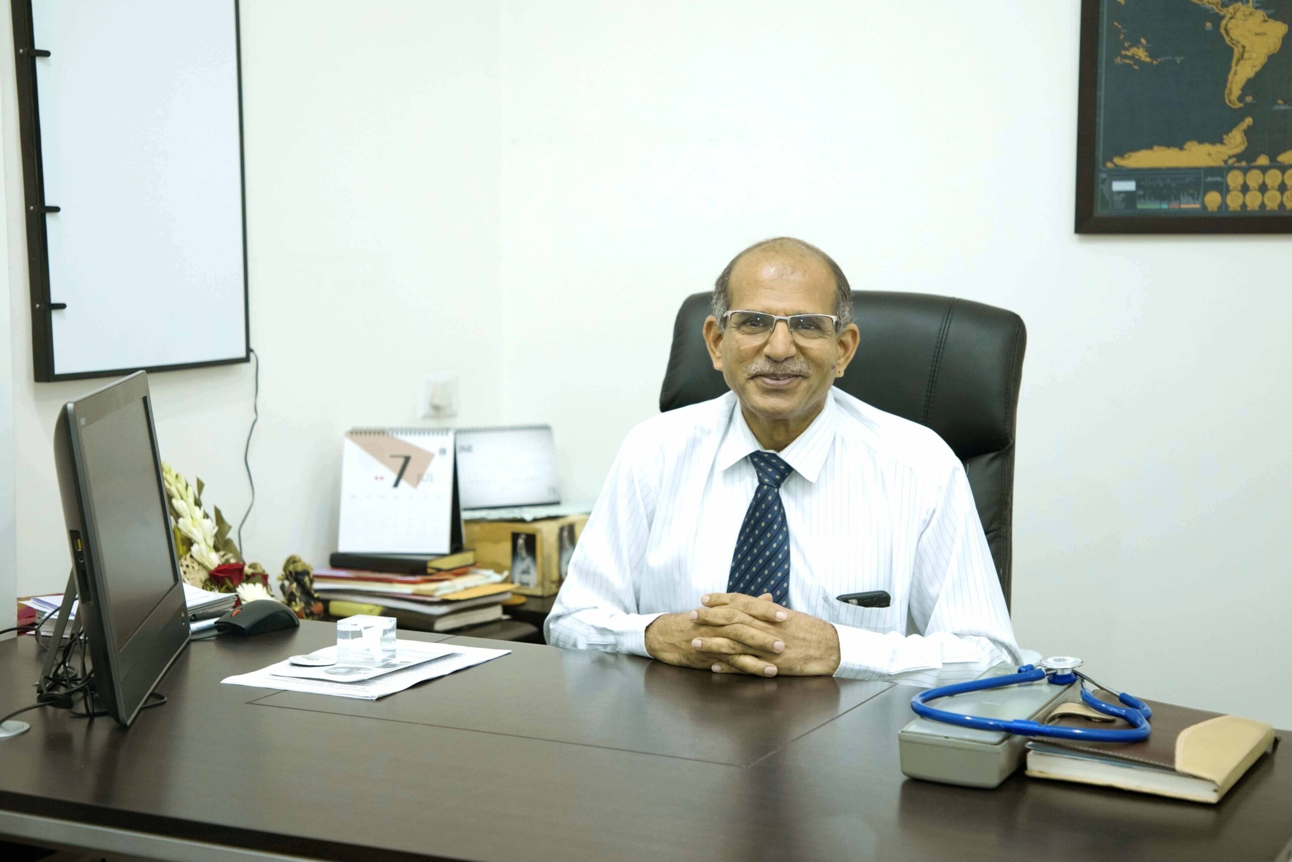 Dr Ranjit Jagtap Best Cardiothoracic Surgeon in Pune